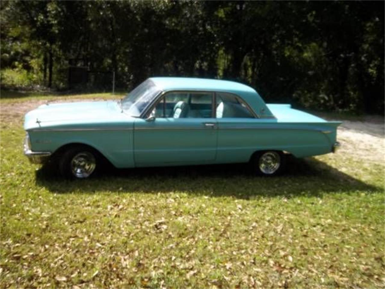 1962 Mercury Comet (CC-1236217) for sale in Cadillac, Michigan