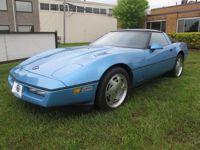 1988 Chevrolet Corvette (CC-1236291) for sale in Troy, Michigan