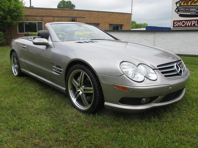 2005 Mercedes-Benz SL600 (CC-1236301) for sale in Troy, Michigan