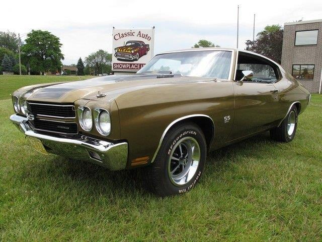 1970 Chevrolet Chevelle (CC-1236307) for sale in Troy, Michigan