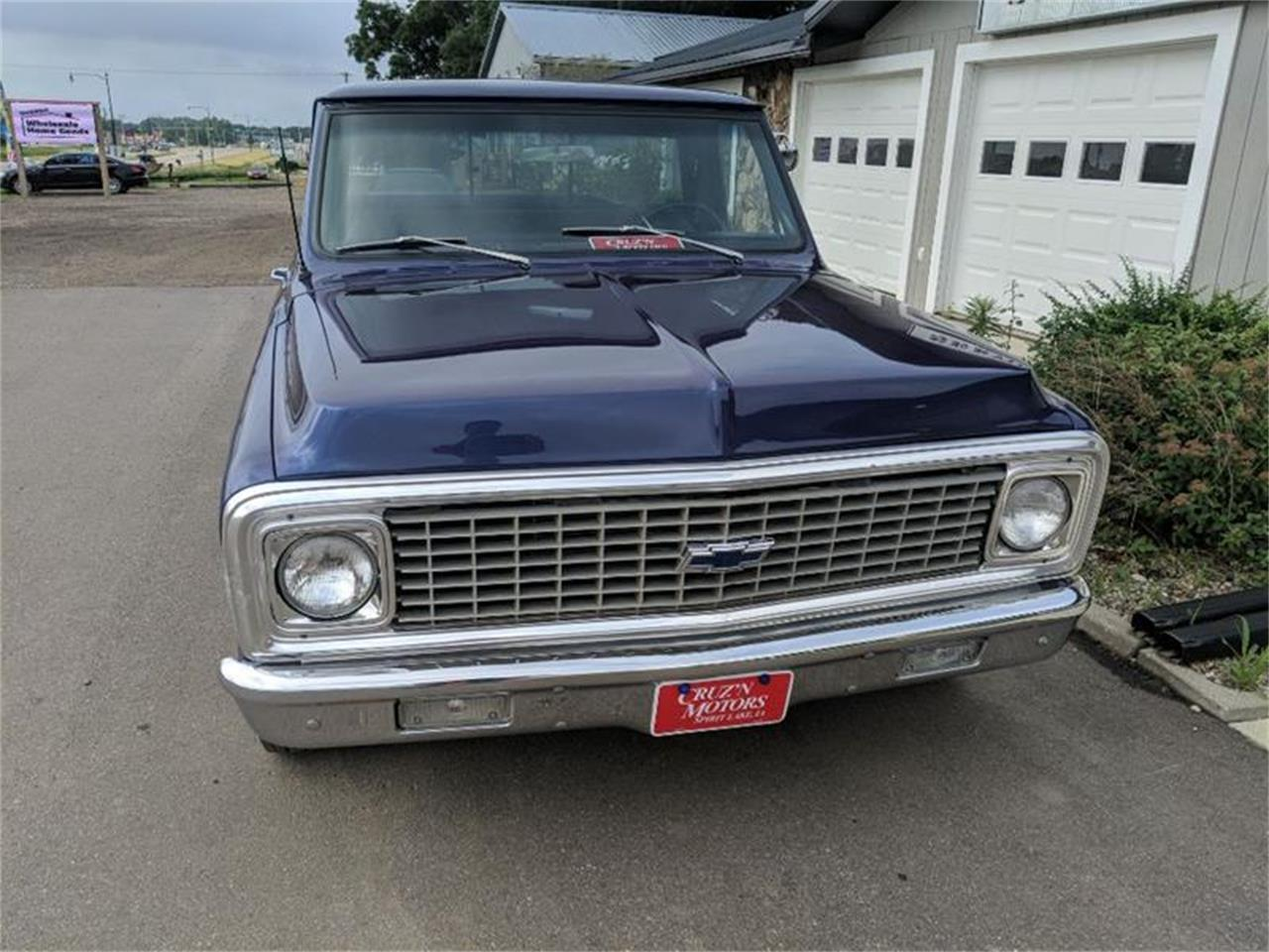1971 Chevrolet C/K 10 (CC-1236372) for sale in Spirit Lake, Iowa