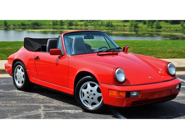 1991 Porsche 911 Carrera (CC-1236373) for sale in Plainfield, Illinois