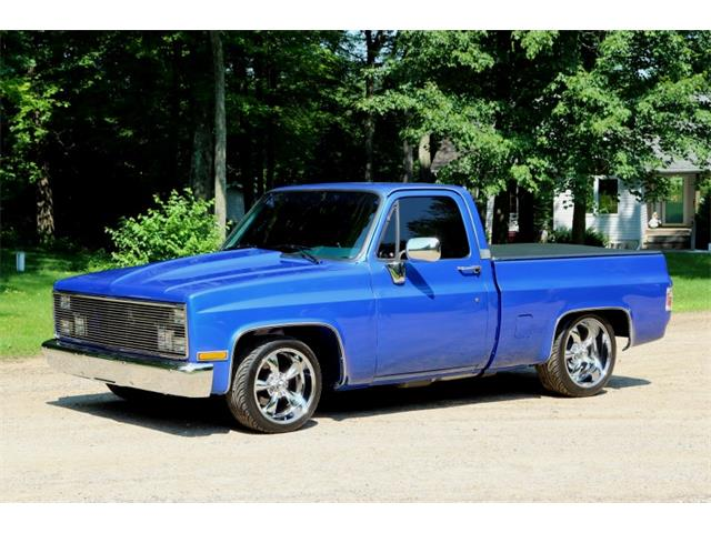 1986 Chevrolet C10 (CC-1236384) for sale in Lapeer, Michigan