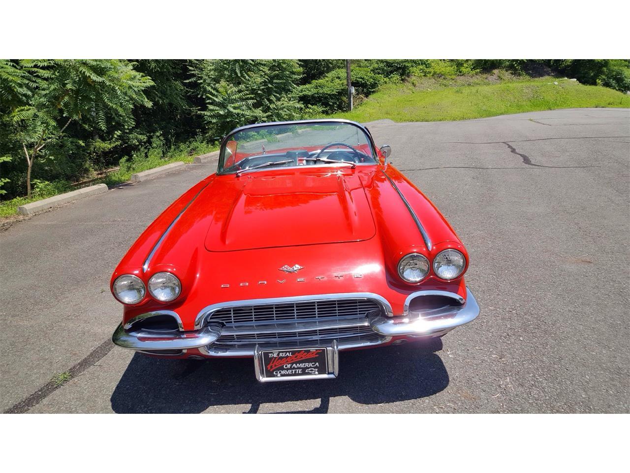 1961 Chevrolet Corvette (CC-1236391) for sale in Wyoming, Pennsylvania