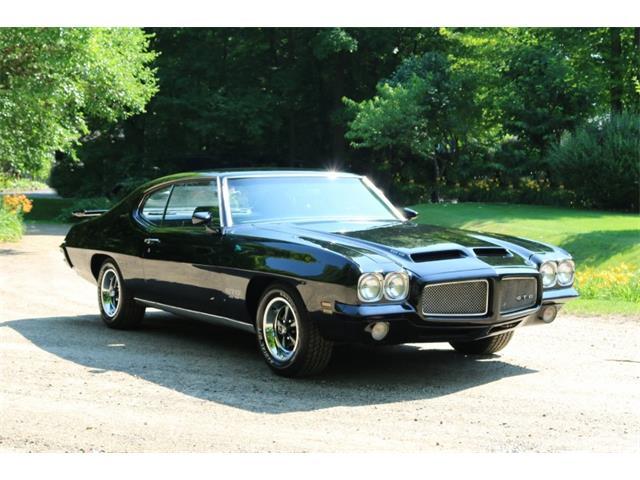 1971 Pontiac GTO (CC-1236394) for sale in Lapeer, Michigan