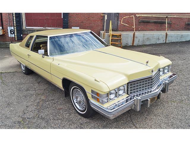 1974 Cadillac Calais (CC-1236397) for sale in Canton, Ohio