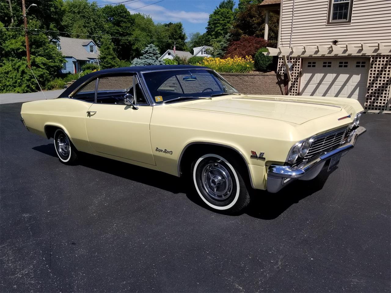1965 Chevrolet Impala SS (CC-1236414) for sale in Mill Hall, Pennsylvania