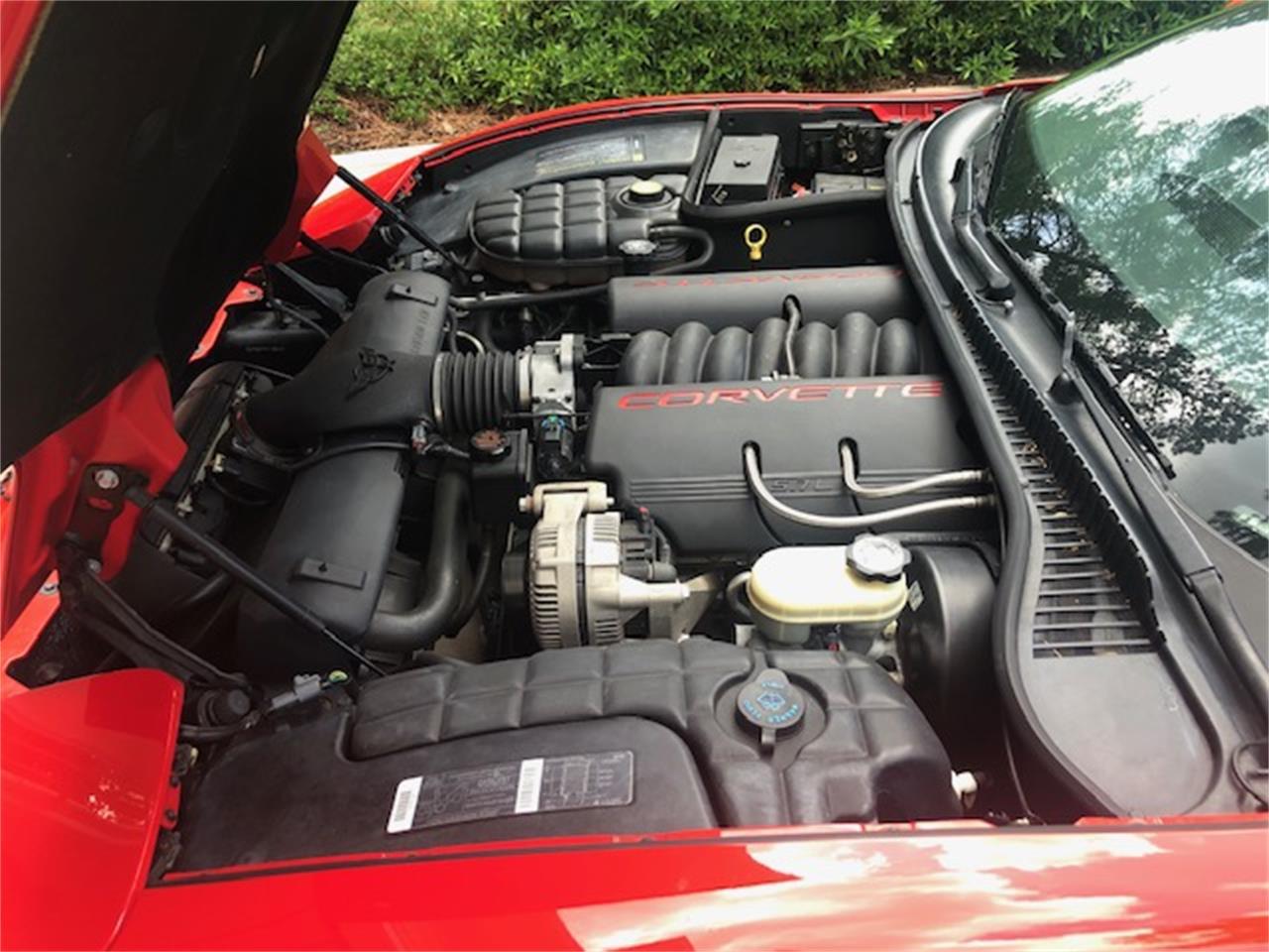 1997 Chevrolet Corvette (CC-1236435) for sale in Greensboro, Georgia