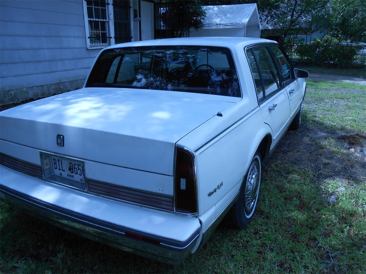 1989 Oldsmobile 98 Regency Brougham (CC-1236449) for sale in Macon, Georgia