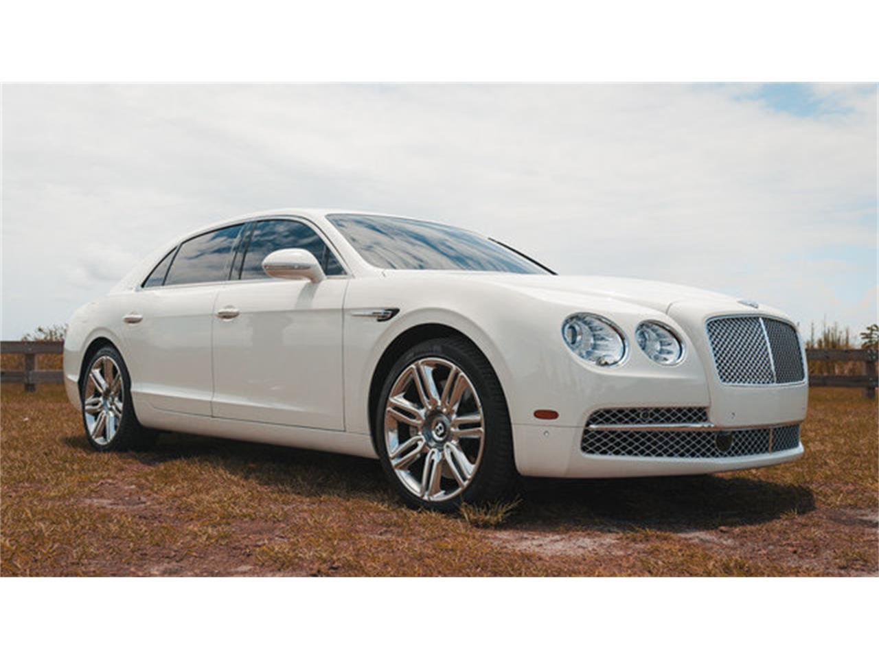 2018 Bentley Flying Spur (CC-1230646) for sale in Miami, Florida
