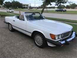 1986 Mercedes-Benz 560SL (CC-1236465) for sale in League City, Texas