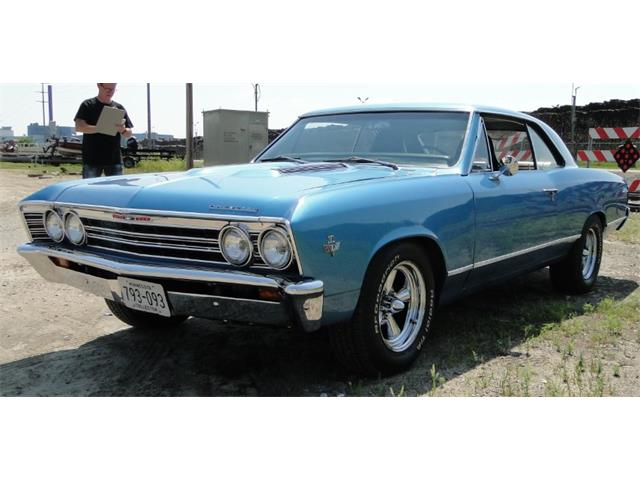 1967 Chevrolet Malibu (CC-1236467) for sale in Grand Rapids, Minnesota