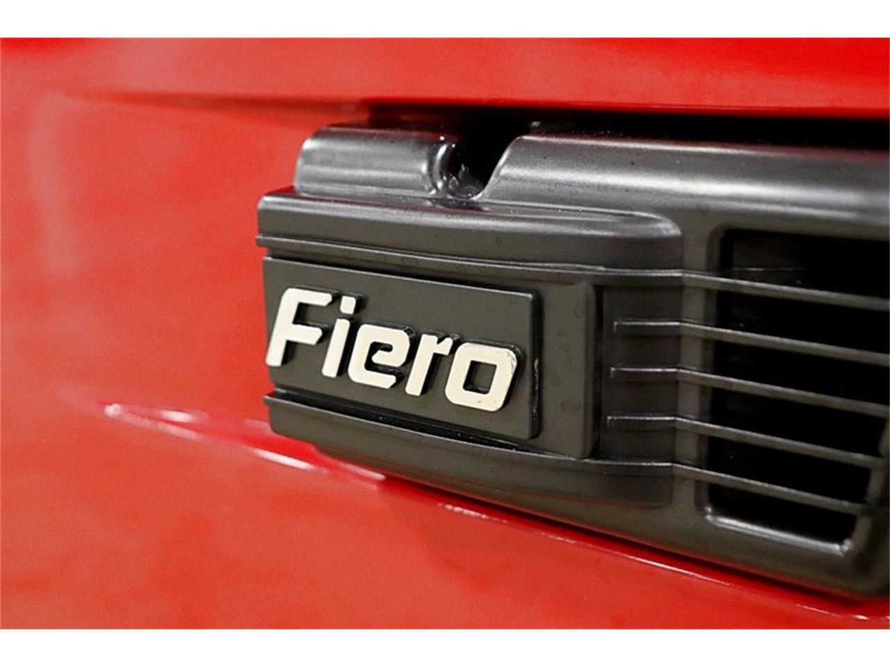 1988 Pontiac Fiero (CC-1236470) for sale in Kentwood, Michigan