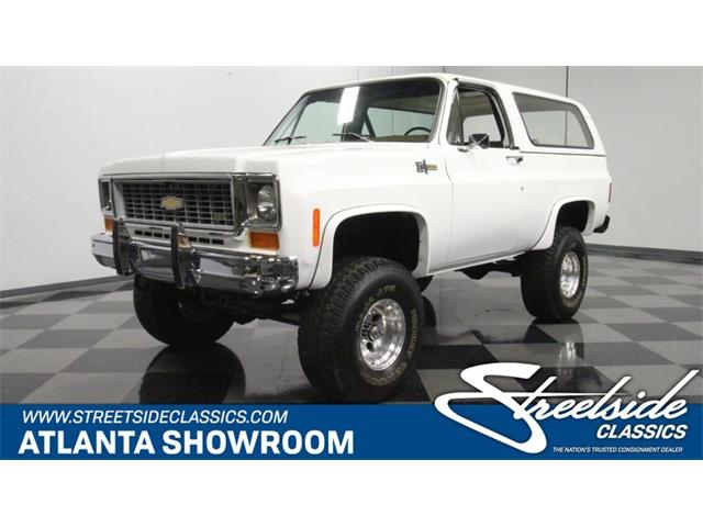 1974 Chevrolet Blazer (CC-1236475) for sale in Lithia Springs, Georgia