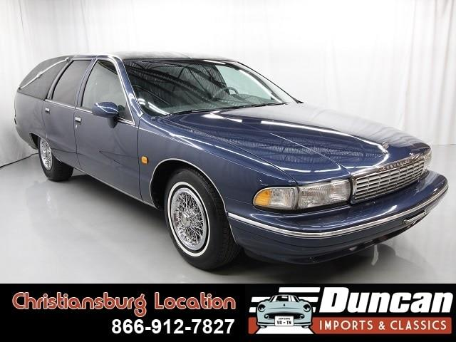 1994 Chevrolet Caprice (CC-1236476) for sale in Christiansburg, Virginia