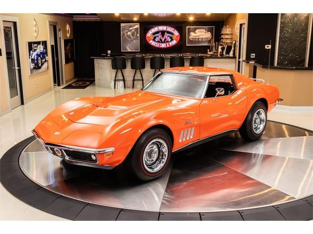 1969 Chevrolet Corvette (CC-1236481) for sale in Plymouth, Michigan