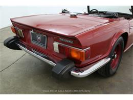 1973 Triumph TR6 (CC-1236512) for sale in Beverly Hills, California