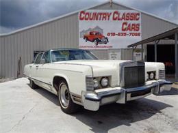 1977 Lincoln Town Car (CC-1236519) for sale in Staunton, Illinois