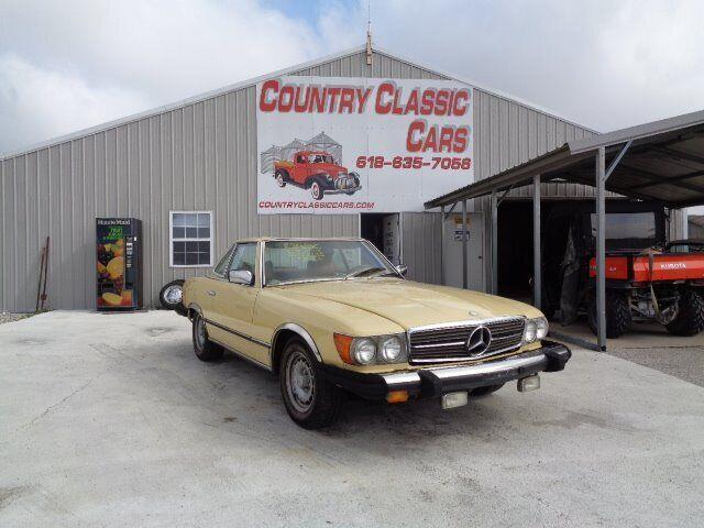 1979 Mercedes-Benz 450SL (CC-1236521) for sale in Staunton, Illinois