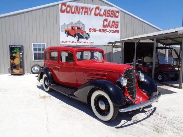 1933 Oldsmobile Antique (CC-1236522) for sale in Staunton, Illinois