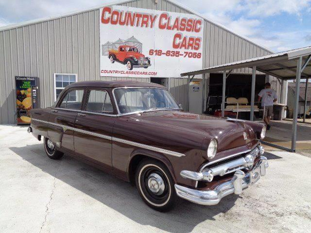 1954 Ford Crestline (CC-1236526) for sale in Staunton, Illinois