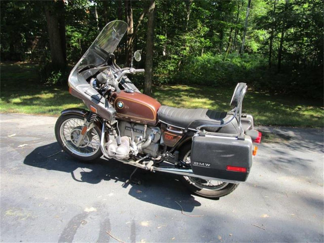 1976 BMW Motorcycle (CC-1236596) for sale in Stanley, Wisconsin