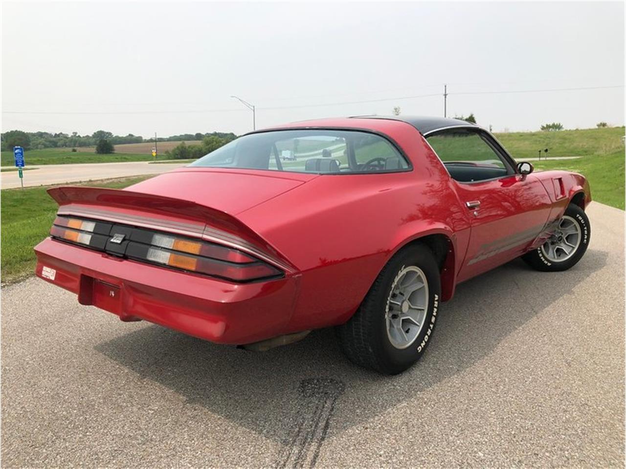 1981 Chevrolet Camaro (CC-1236609) for sale in Lincoln, Nebraska