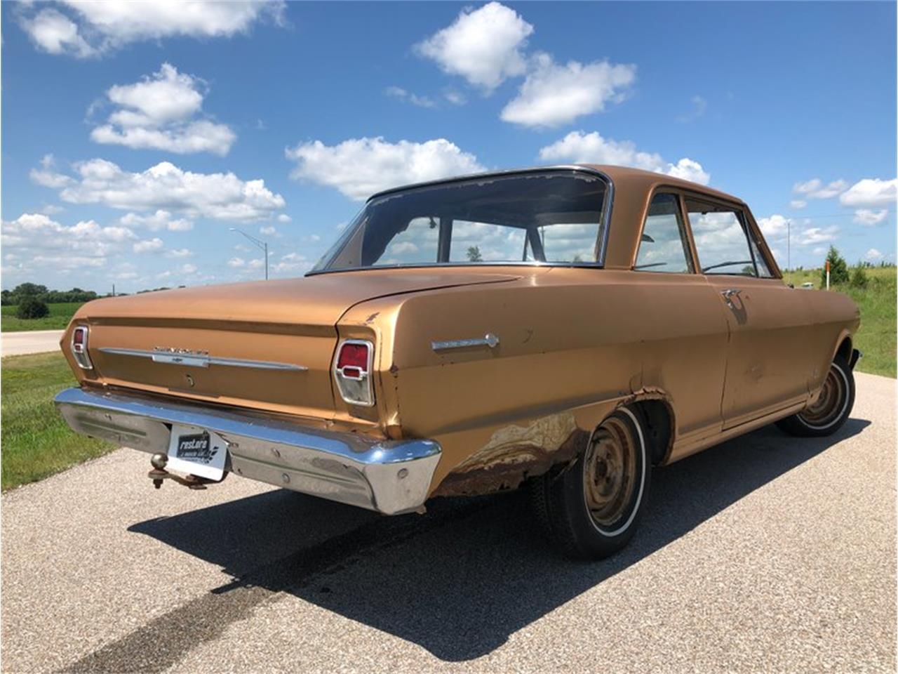 1963 Chevrolet Chevy II (CC-1236612) for sale in Lincoln, Nebraska