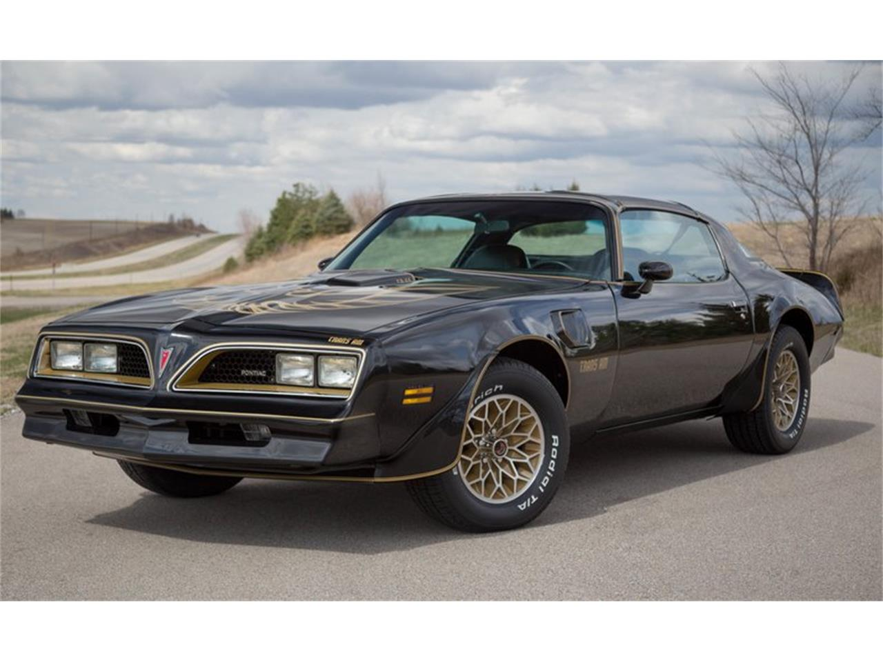 1977 Pontiac Firebird Trans Am (CC-1236613) for sale in Lincoln, Nebraska