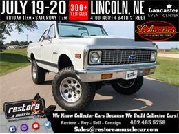 1971 Chevrolet Blazer (CC-1236620) for sale in Lincoln, Nebraska