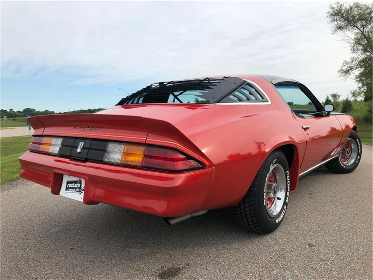 1978 Chevrolet Camaro (CC-1236622) for sale in Lincoln, Nebraska