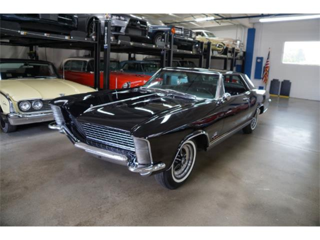 1965 Buick Riviera Gran Sport (CC-1236625) for sale in Torrance, California