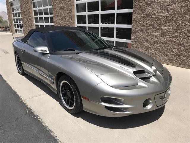 2002 Pontiac Firebird Trans Am (CC-1236626) for sale in Henderson, Nevada