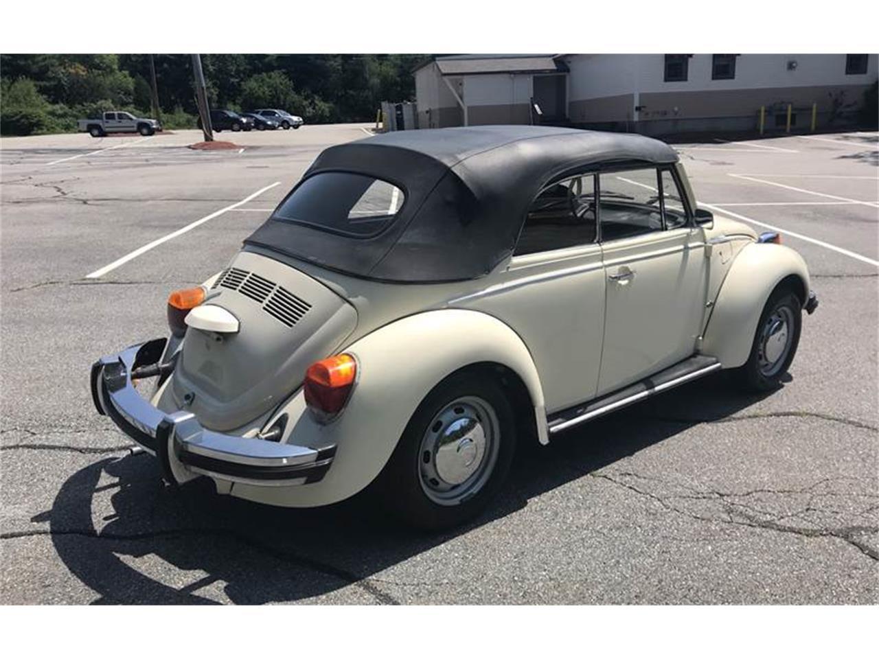 1977 Volkswagen Beetle (CC-1236638) for sale in Westford, Massachusetts