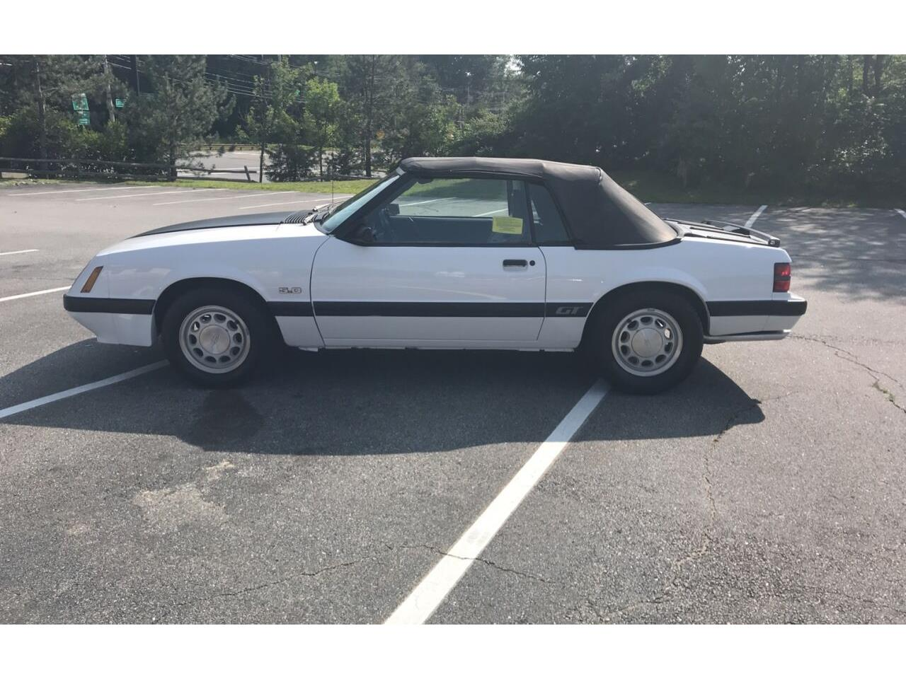 1986 Ford Mustang (CC-1236639) for sale in Westford, Massachusetts