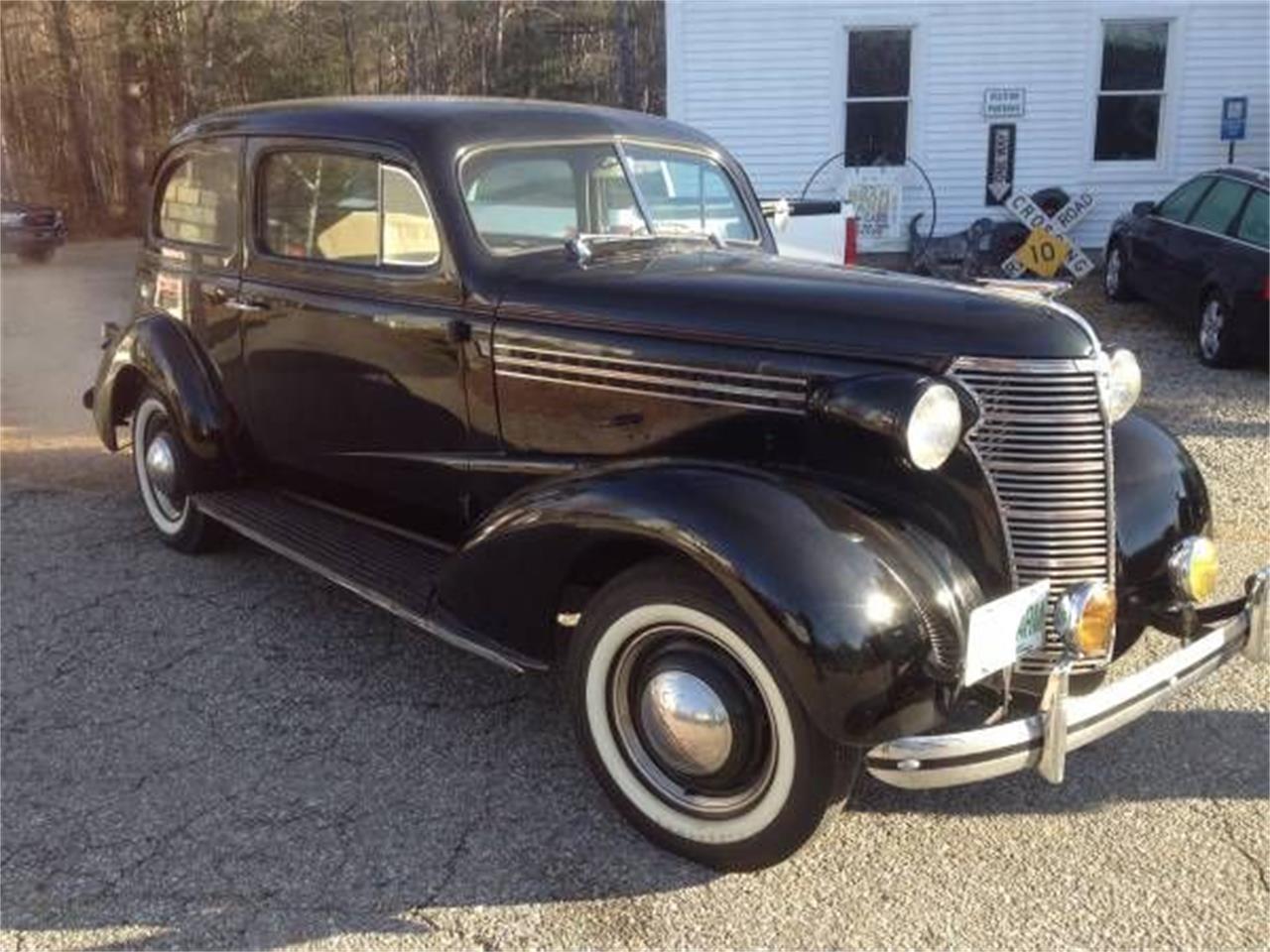 1938 Chevrolet Sedan (CC-1236646) for sale in Cadillac, Michigan