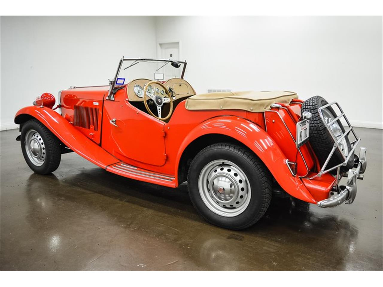 1952 MG MK II TD (CC-1236664) for sale in Sherman, Texas