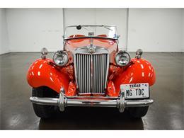 1952 MG MK II TD (CC-1236664) for sale in Sherman, Texas