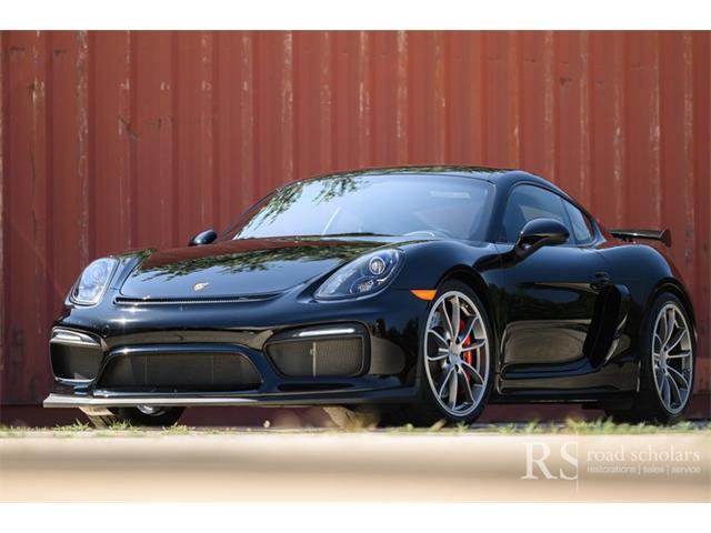 2016 Porsche Cayman (CC-1236674) for sale in Raleigh, North Carolina