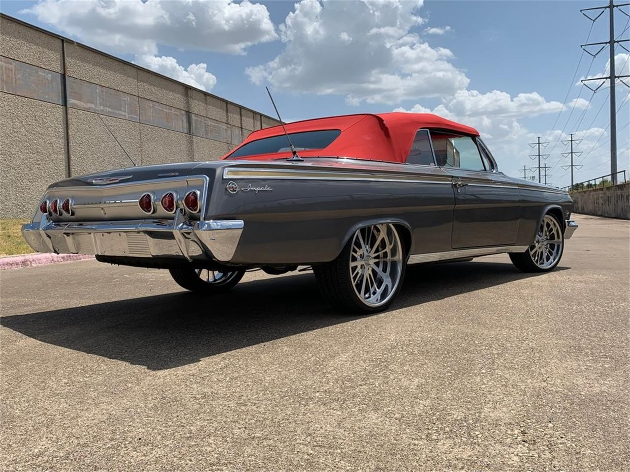 1962 Chevrolet Impala (CC-1236689) for sale in Carrollton, Texas