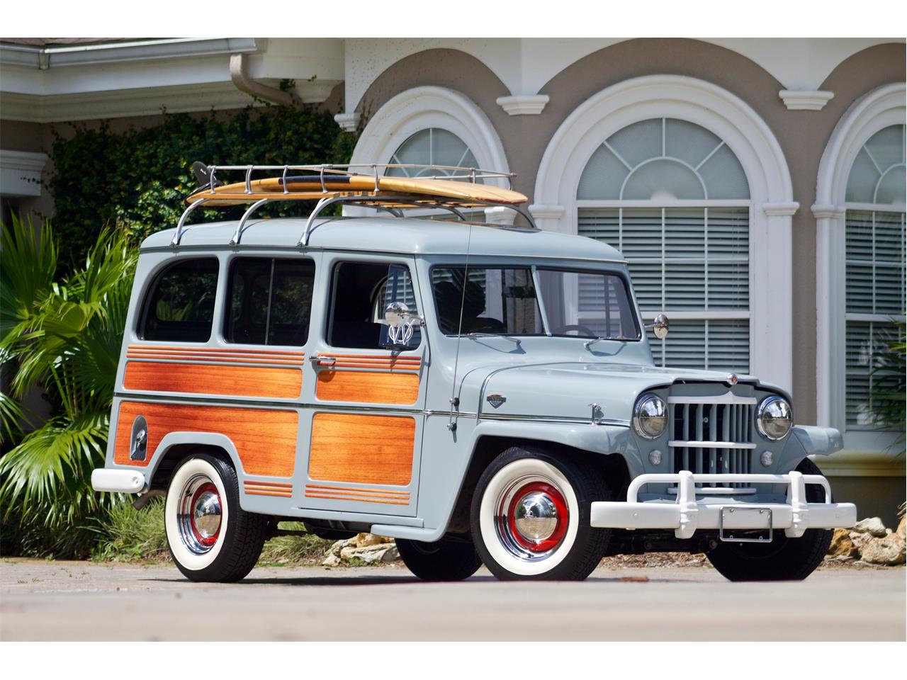 1953 Willys Jeep Wagon For Sale Classiccars Com Cc 1230067