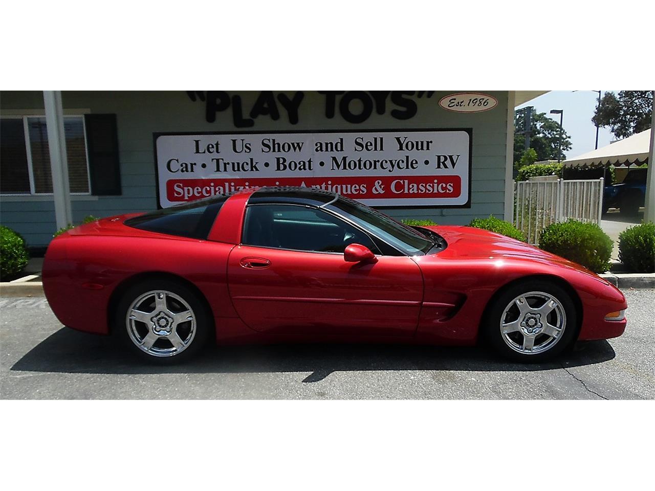 1997 Chevrolet Corvette (CC-1230674) for sale in Redlands, California