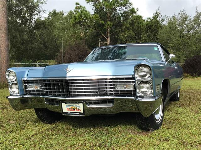 1967 Cadillac DeVille (CC-1236775) for sale in Floral City, Florida