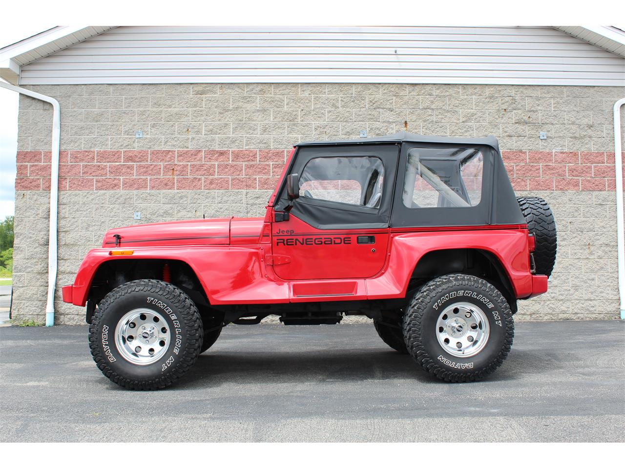 1991 Jeep Wrangler (CC-1236790) for sale in Mill Hall, Pennsylvania