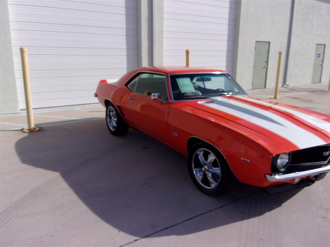 1969 Chevrolet Camaro SS (CC-1236801) for sale in Stuart, Florida