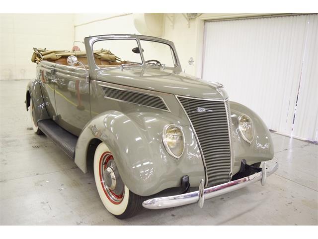 1937 Ford Phaeton (CC-1236811) for sale in Fredericksburg, Virginia