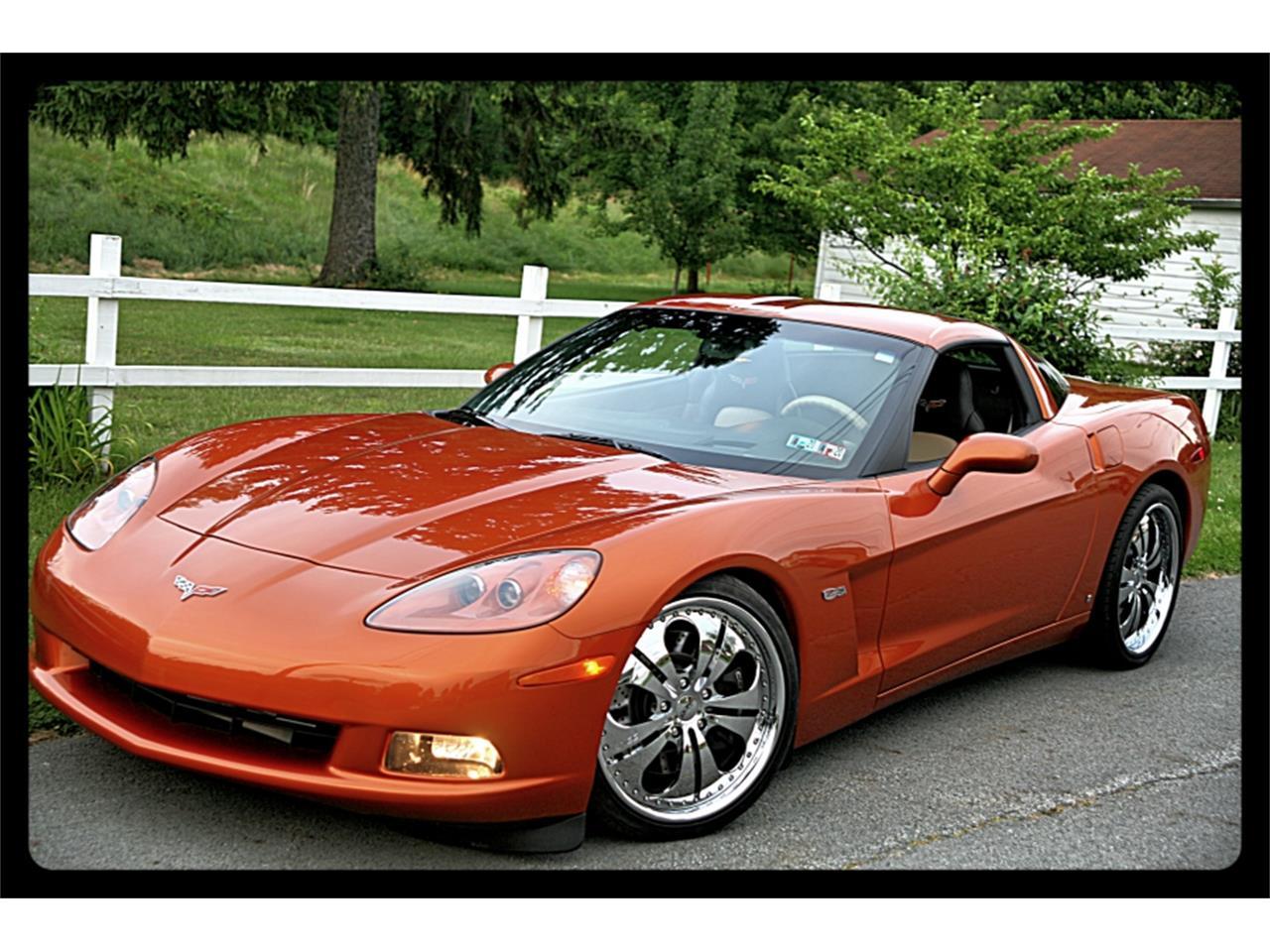 2007 Chevrolet Corvette (CC-1236824) for sale in OLD FORGE, Pennsylvania