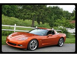 2007 Chevrolet Corvette (CC-1236824) for sale in OLD FORGE, Pennsylvania
