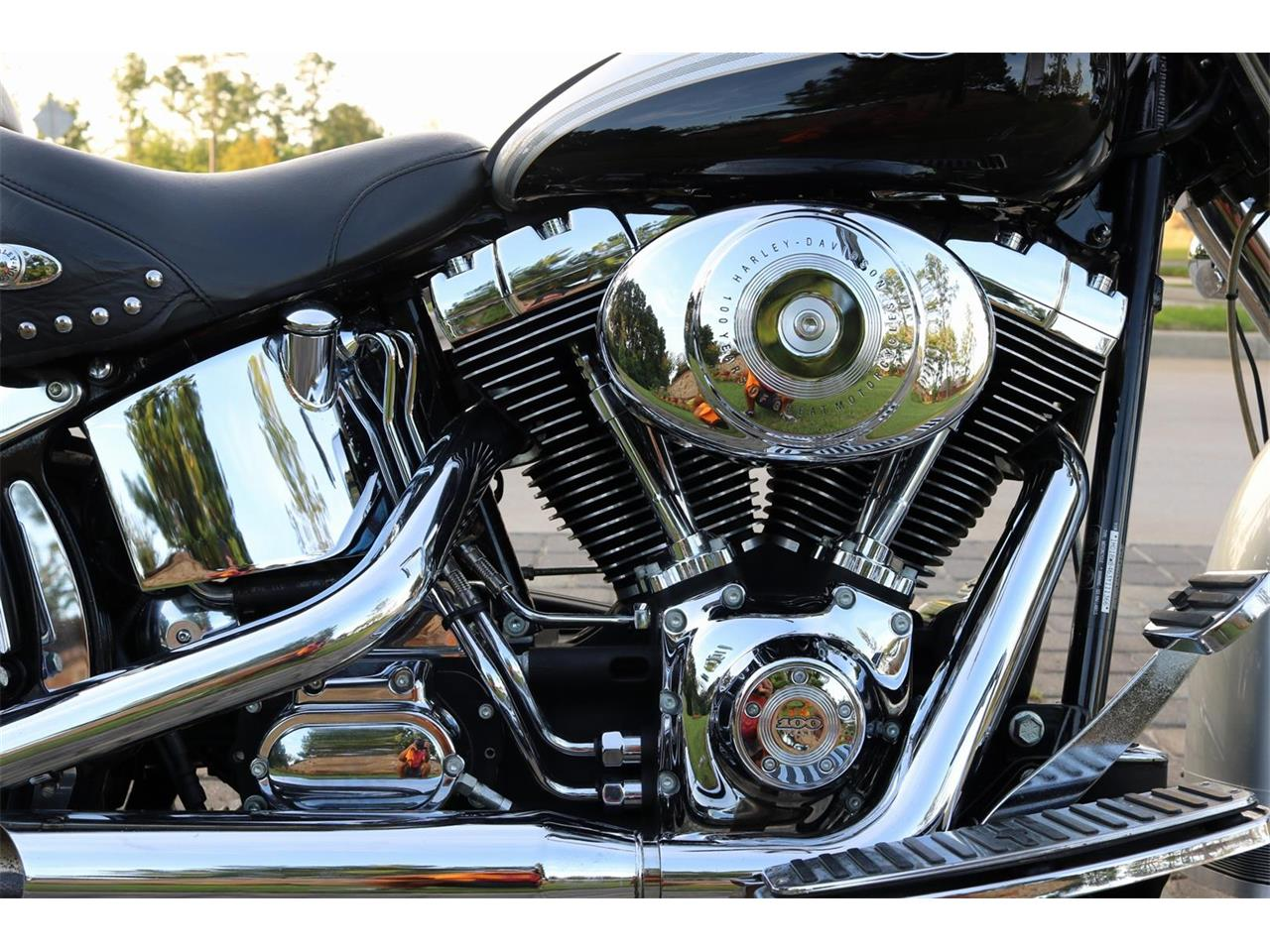 2003 Harley-Davidson FLSTCI (CC-1236833) for sale in Conroe, Texas