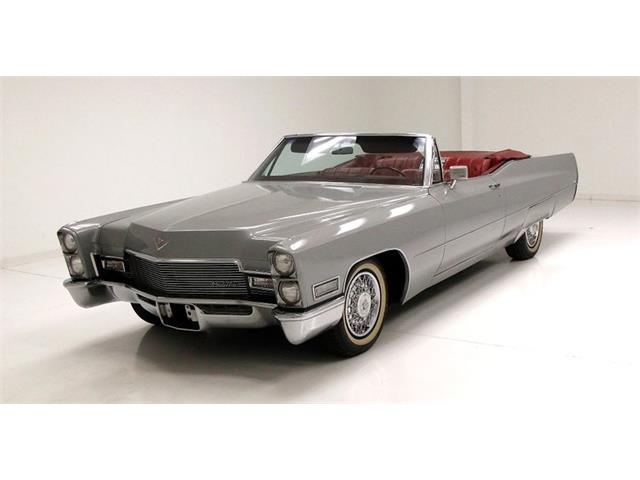 1968 Cadillac DeVille (CC-1236844) for sale in Morgantown, Pennsylvania